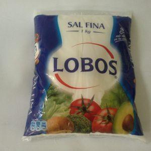 Sal Fina Lobos 1 kilo