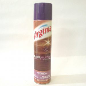 Lustra Muebles spray 360 ml Virginia