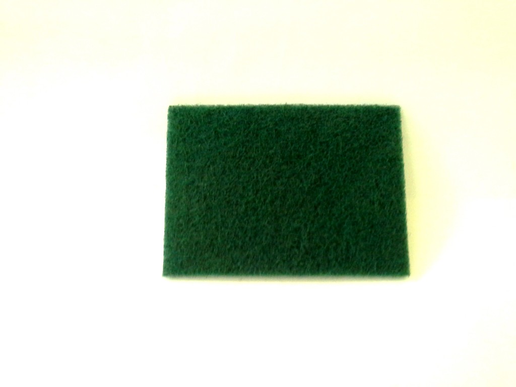 Esponja Abrasiva verde Virutex