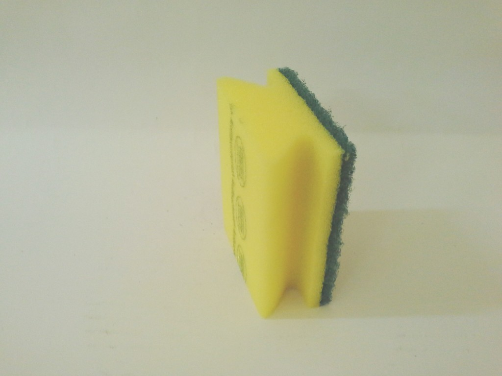 Esponja Acanalada Virutex