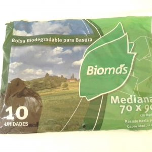 Bolsa Basura Biodegradable 70x90