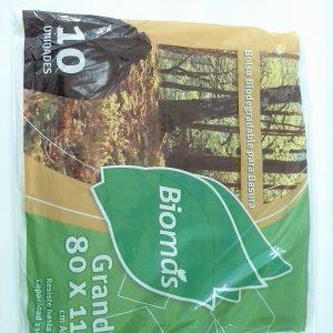 Bolsa Basura Biomas 80x110