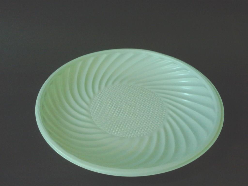 Plato plastico pequeño