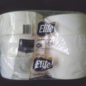 Papel Higienico 250 x 6 doble hoja