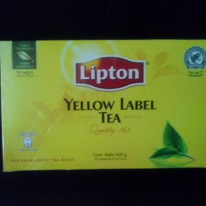 Te Lipton Yellow 150