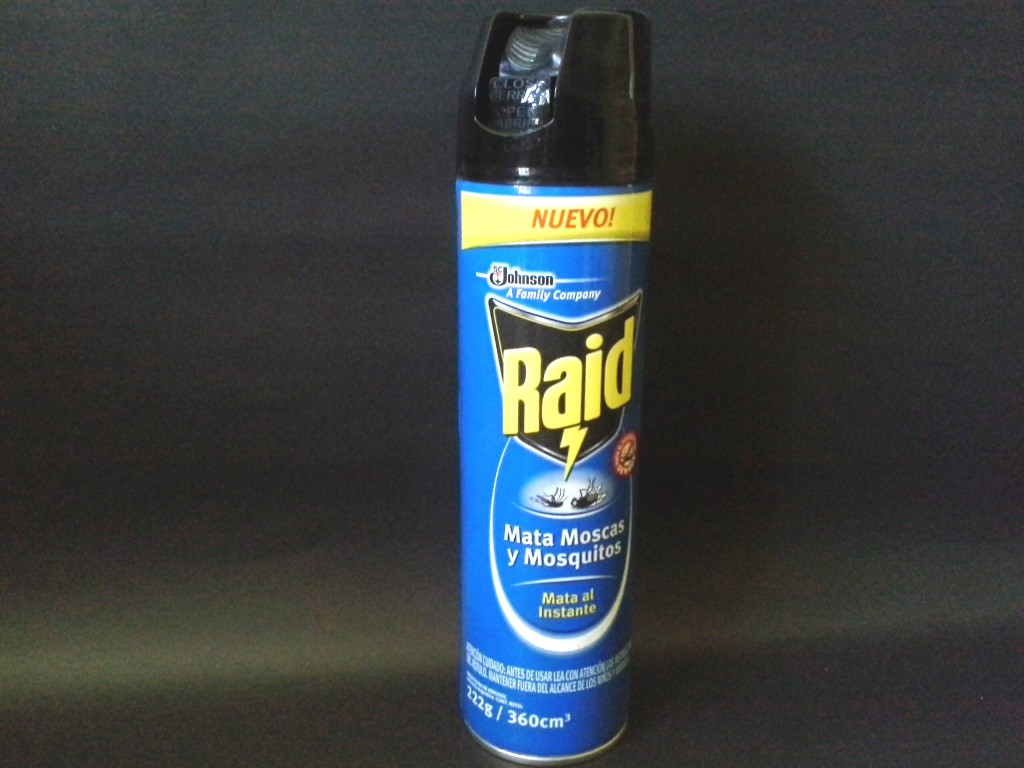 Raid Moscas y mosquitos