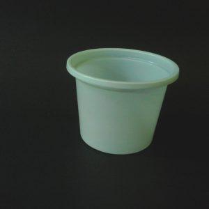 Vaso plastico 120
