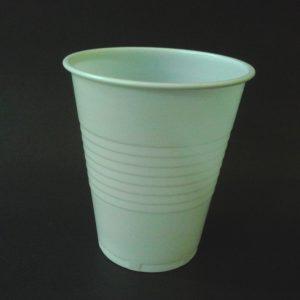 Vaso plastico blanco 200