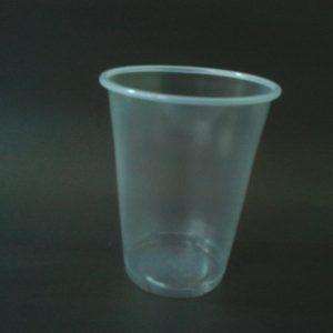 Vaso plastico 300 transp