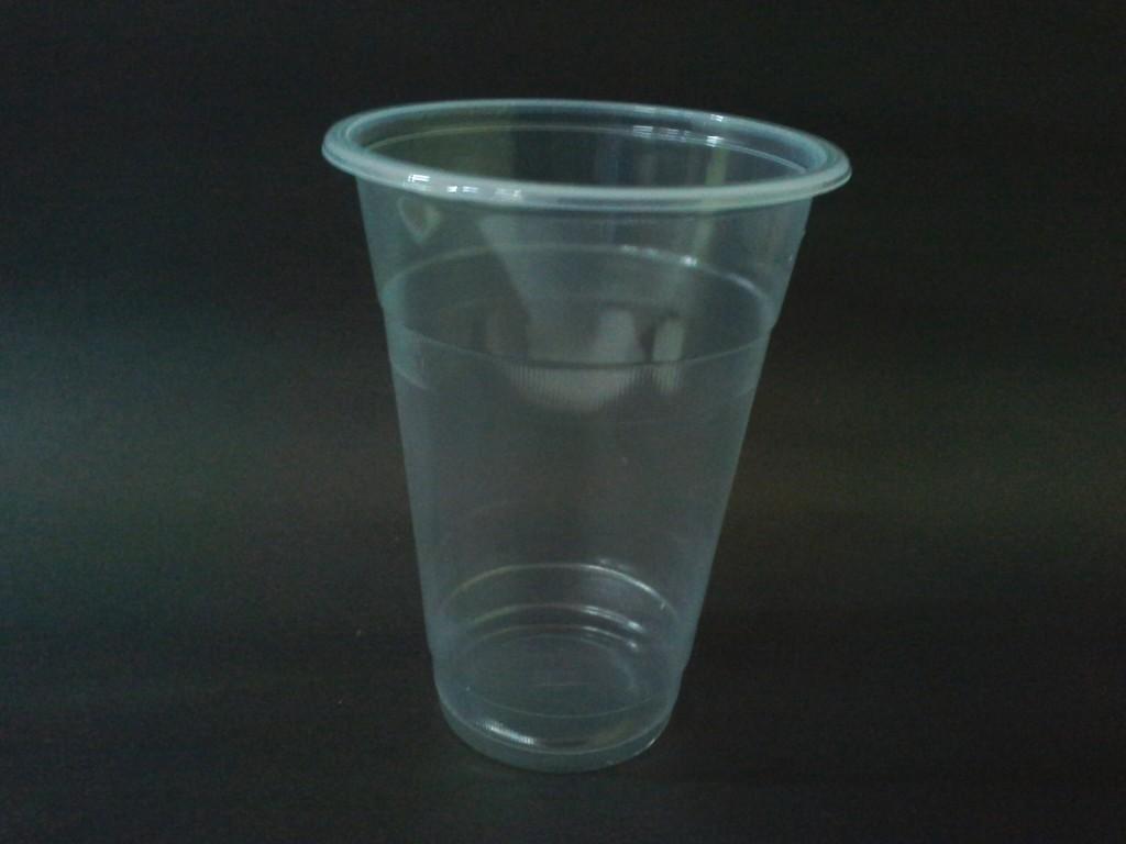 Vaso 500 cc transparente