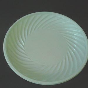 Plato plastico grande