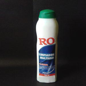 limpiador Multiuso crema